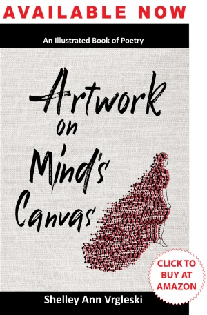 Artwork on Mind's Canvas